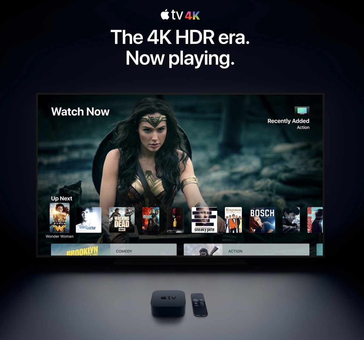 apple tv 4k to receive dolby vision update for sony 4k tvs. Black Bedroom Furniture Sets. Home Design Ideas