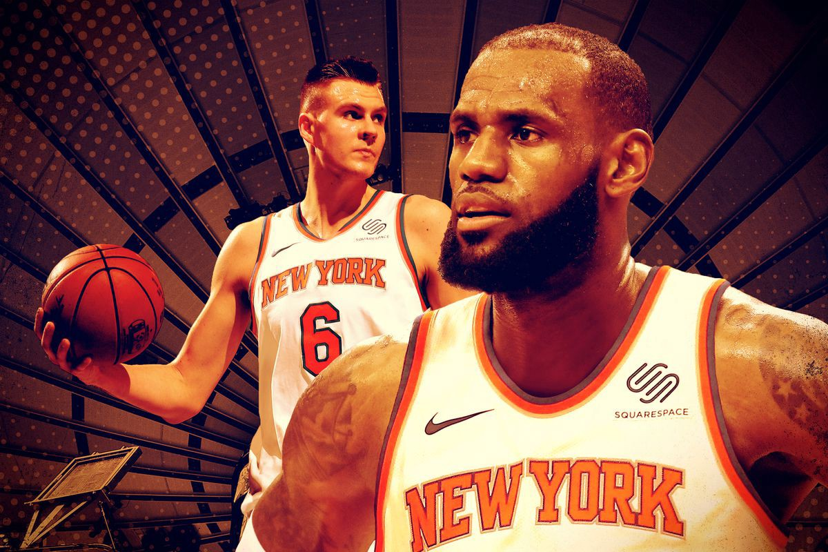 91866b3c9f3 Why the New York Knicks Are the Most Sensible Destination for LeBron ...