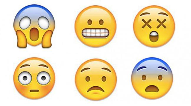 Emojis guys use when they like you