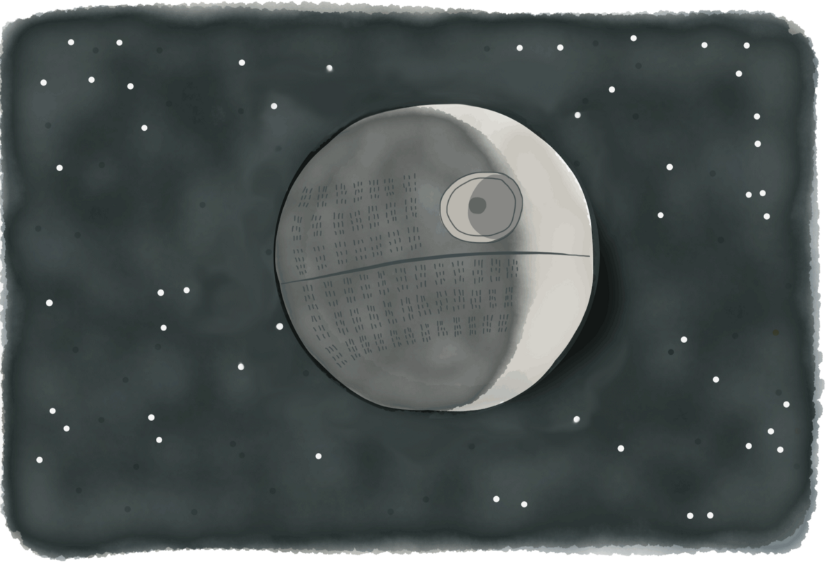 How to apologize for the Death Star explosion.
