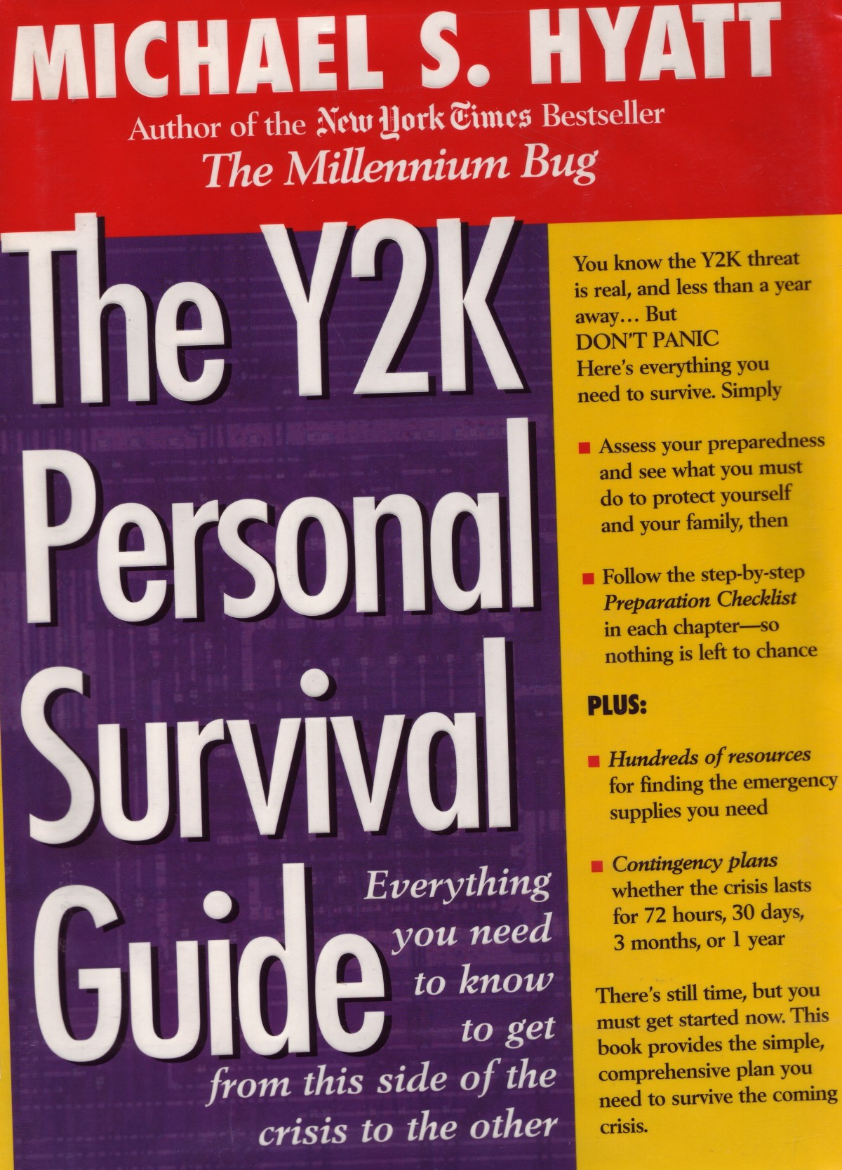 an analysis of the fear surrounding the y2k bug in the computer industry