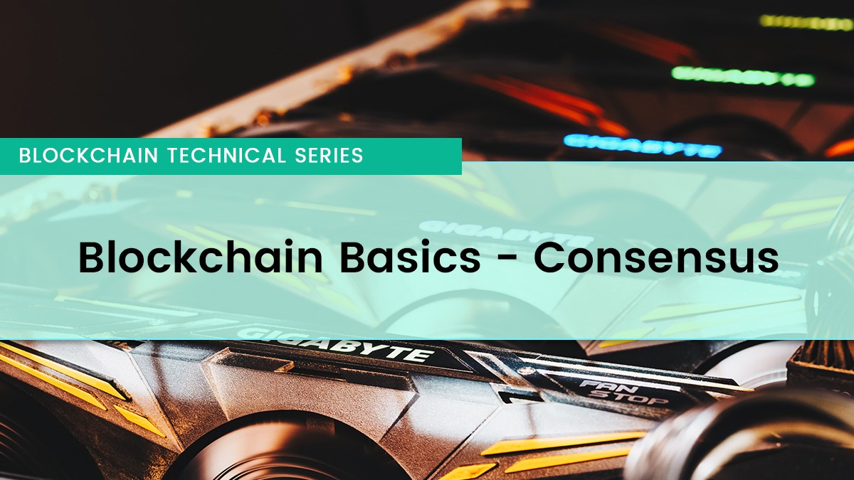 Blockchain Consensus What You Should Know Cryptodigest