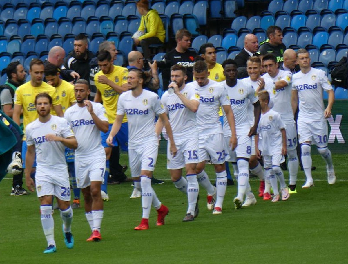 Leeds United: Leeds United 2018/19 Squad Numbers And Positional Depth Chart