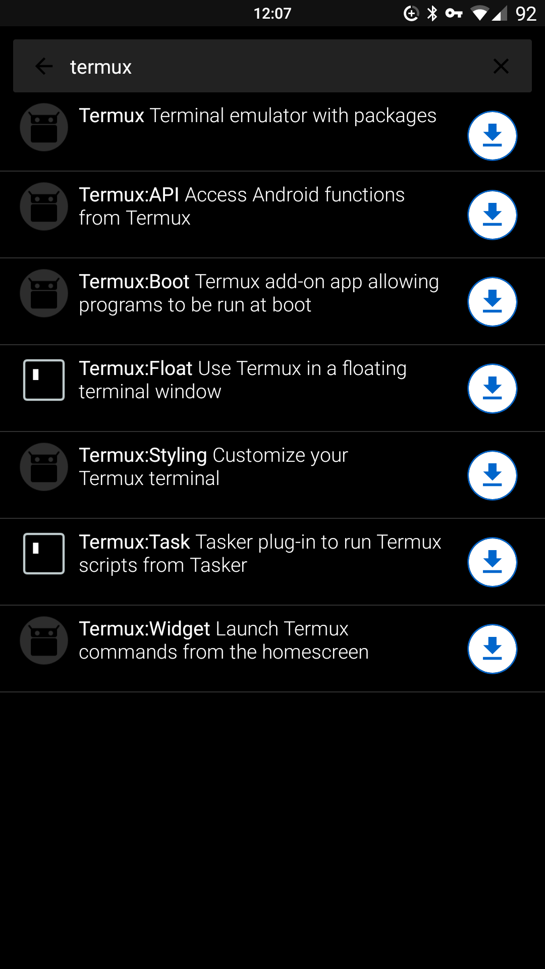 Mobile Development Suite How To Use Termux My Setup
