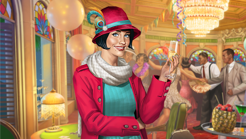 Christmas In The 1920s A June S Journey Holiday Party Guide
