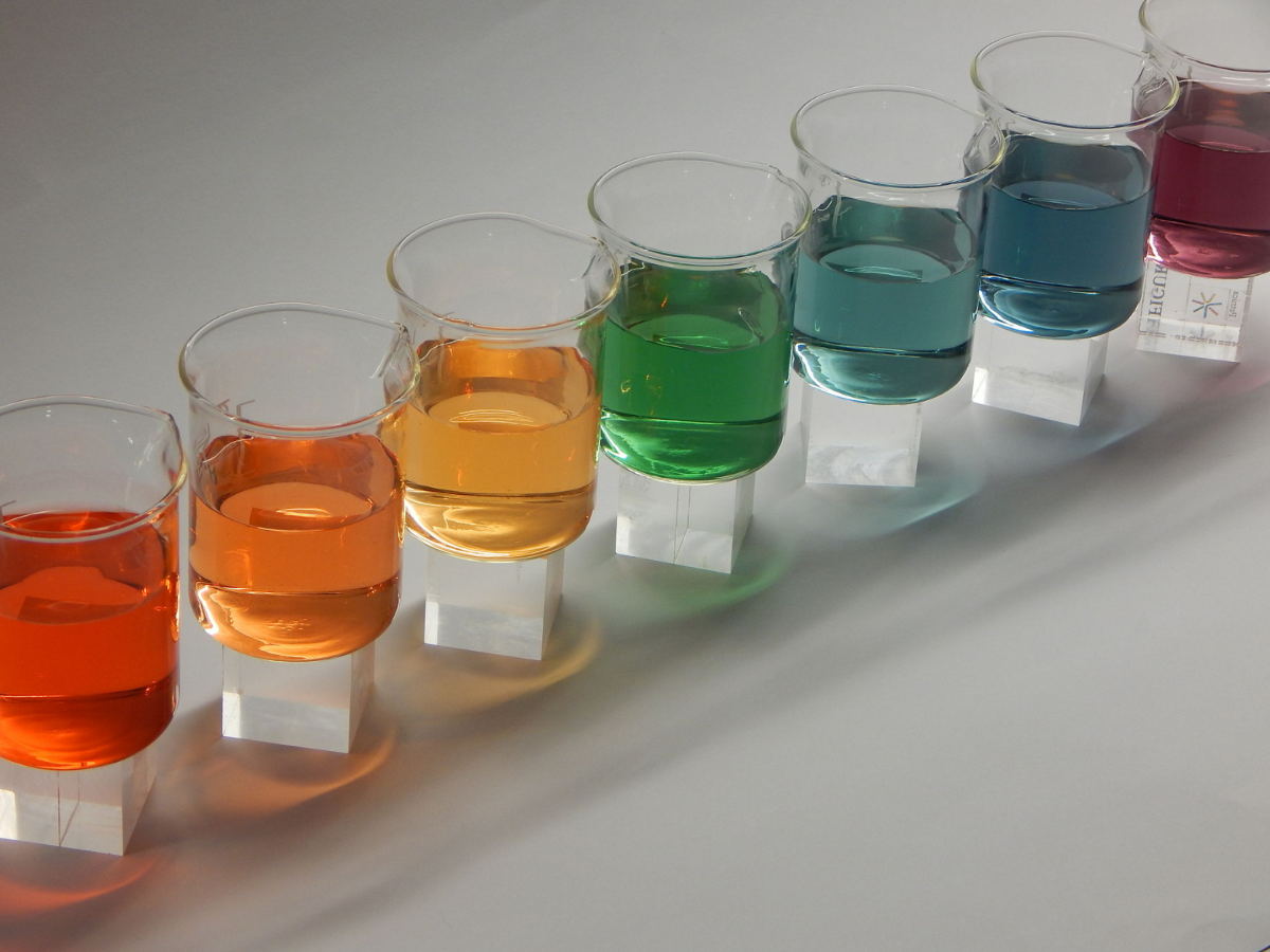 How does pH paper work? – matt harbowy – Medium for Universal Indicator Solution  28cpg