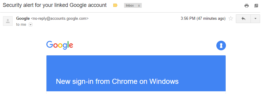 worried someone is accessing your gmail account savage security blog
