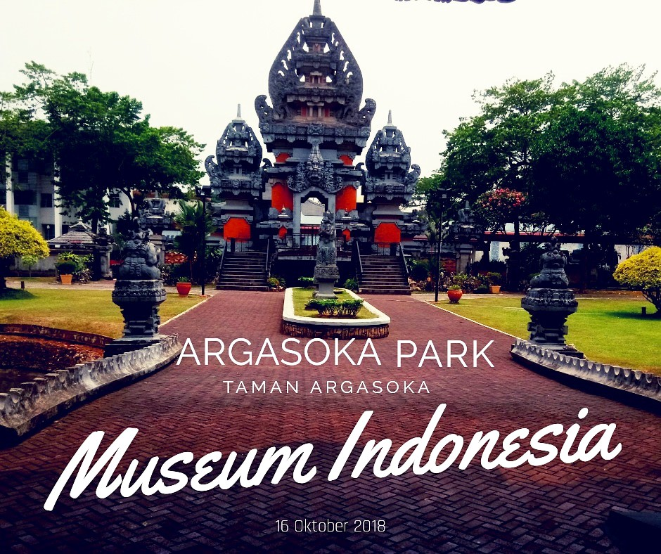 Glance Of Indonesian Museum Tmii Be More Positive Medium
