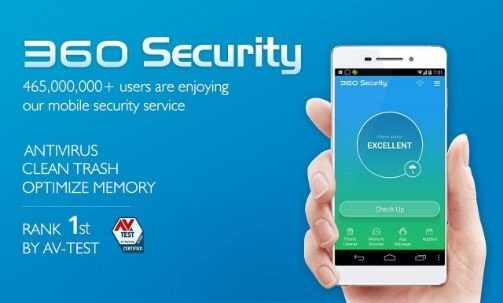 360 security Antivirus enhance 3 9 Apk for Android – hoa co dieu