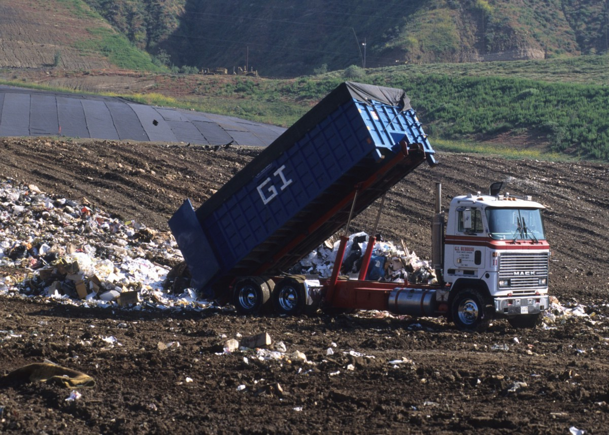 Benchmark landfill solution the answer to world's ballooning