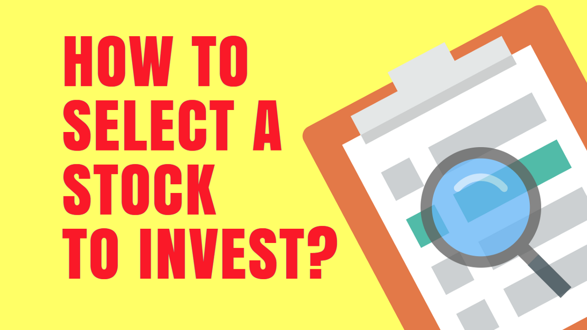 how to choose stocks for long term investment in india