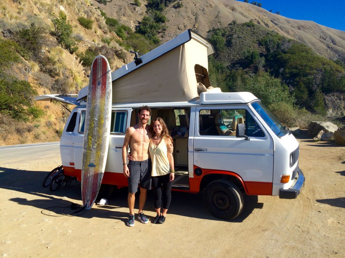We Re Escaping The Office Digital Nomad Van Life Along
