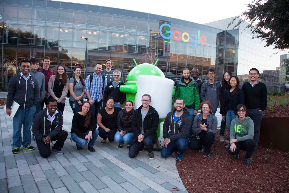 My First Engineering Team At Google