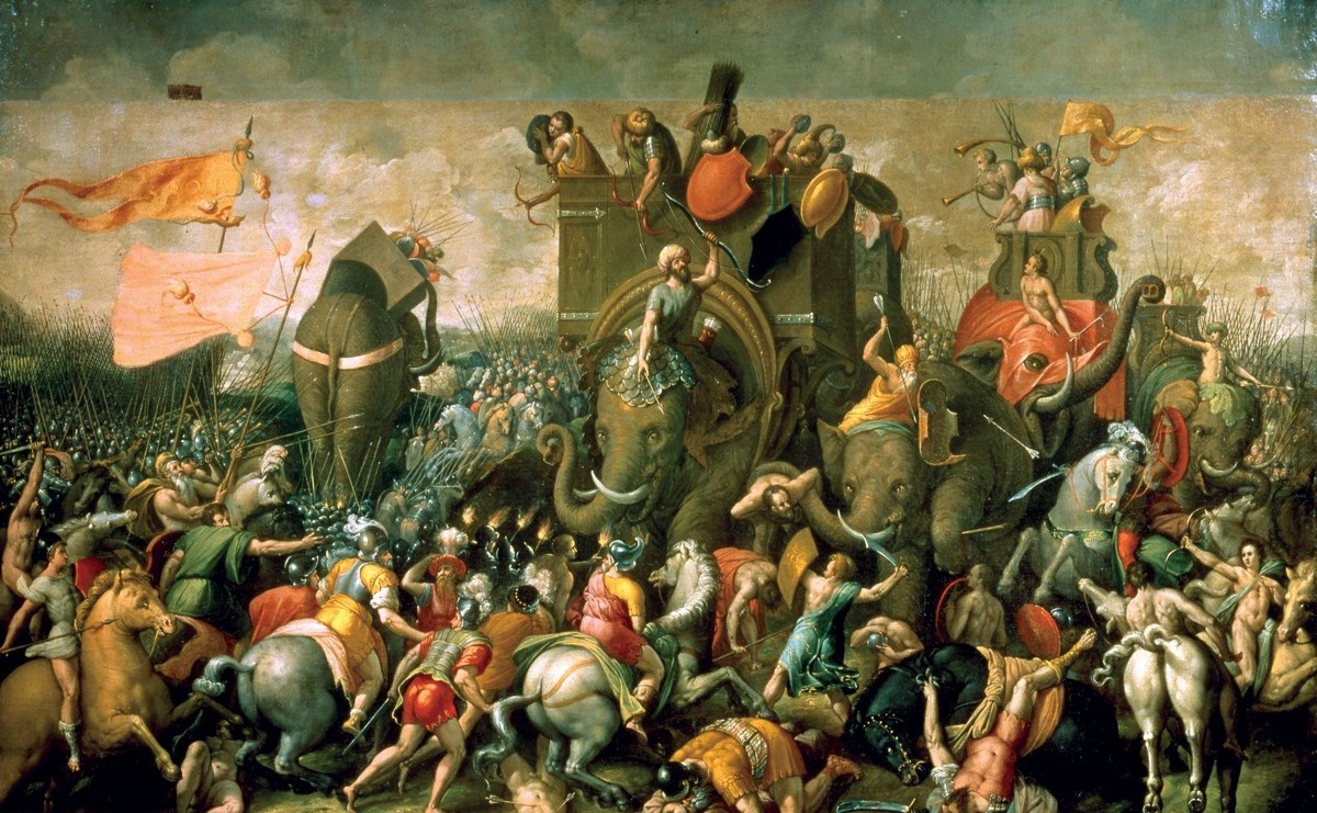an analysis of the battle of cannae and the defeat of the roman army One of the most pivotal battles in western history, the battle of cannae, was fought 2,232 years ago to the year the battle of cannae occurred on august 2, 216 bce in southeast italy between carthaginian forces led by hannibal barca and roman forces led by lucius aemilius paullus and gaius terentius varro.
