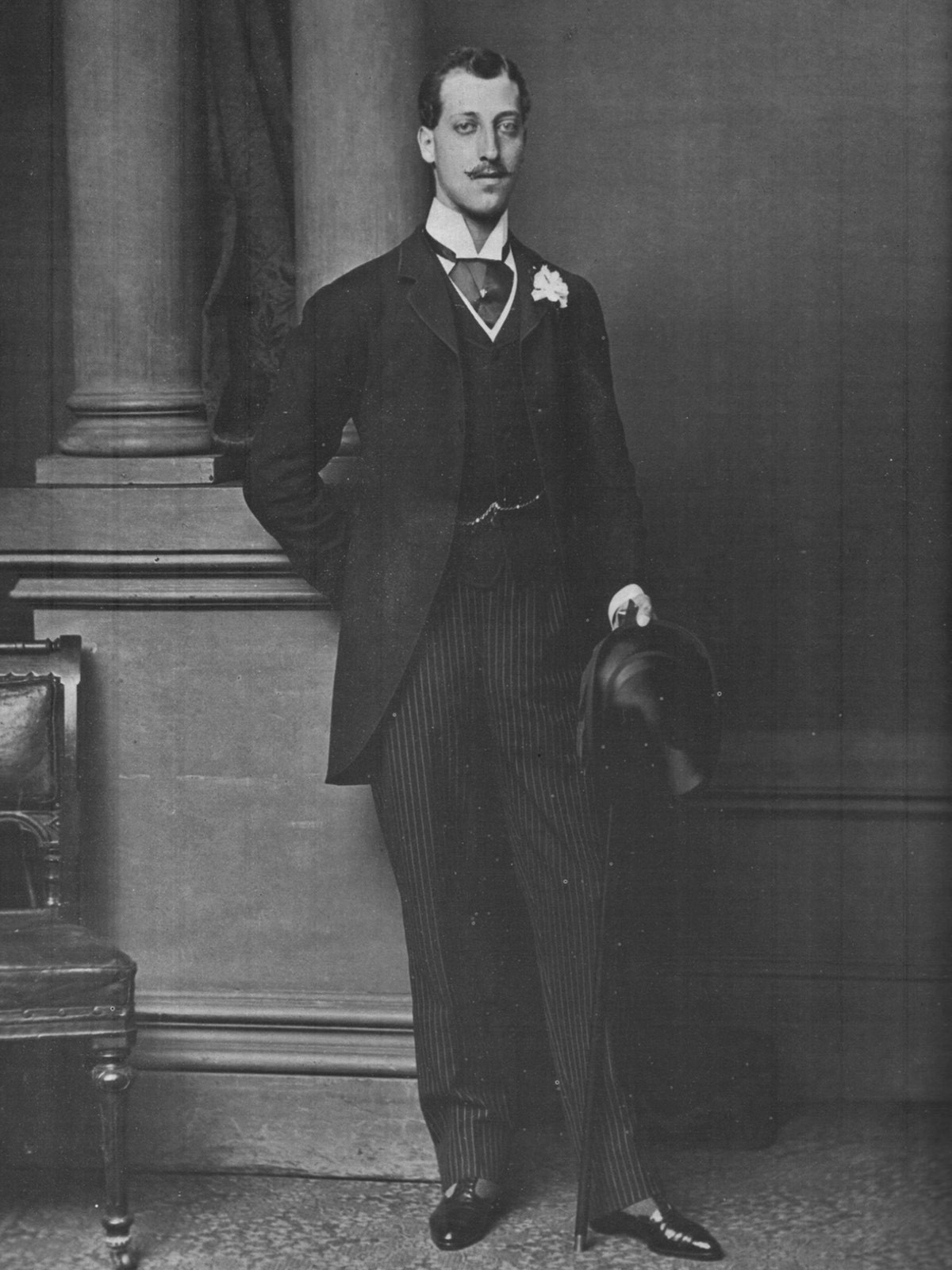 Knight's theory centered on Queen Victoria's son Prince Albert Victor
