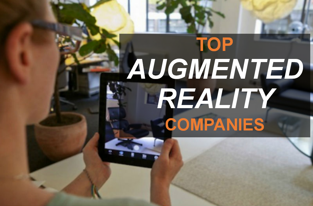 Top 25 augmented reality companies 2018 hacker noon find a list of best ar development firm reheart Choice Image