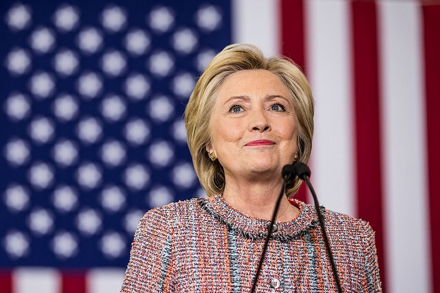 "Why I Will Never Stop Being Glad That Hillary Clinton Refuses to ""Go Away"""