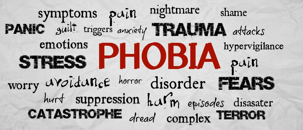 Most Of Us Throw This Word Around So Casually Is It Phobia Or Merely The Fear Of The Unknown