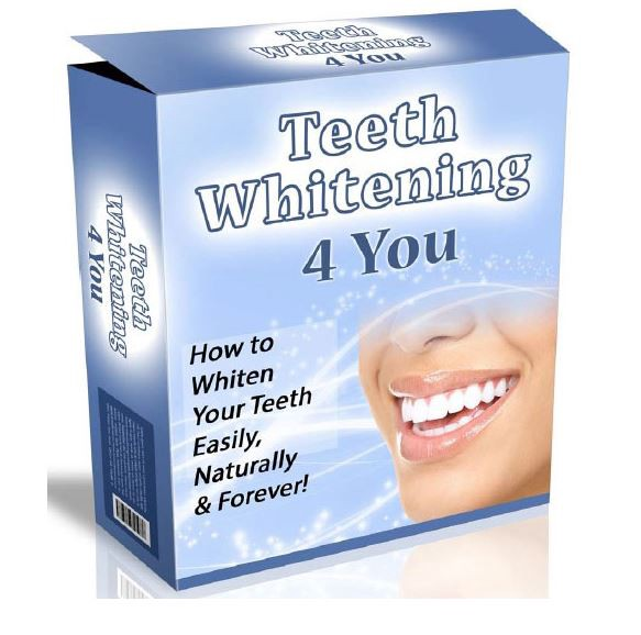 Teeth Whitening 4 You Review Get Whiter Teeth Fast 2017