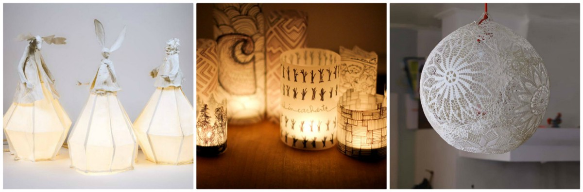 21 Most Creative Paper Lamps That You Can DIY For Less Than Hour for Creative Paper Lamps  54lyp