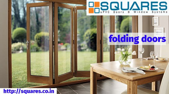 Purchase The Best Quality Upvc Folding Doors From Squares