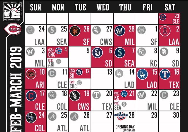 Revered image intended for cincinnati reds printable schedule