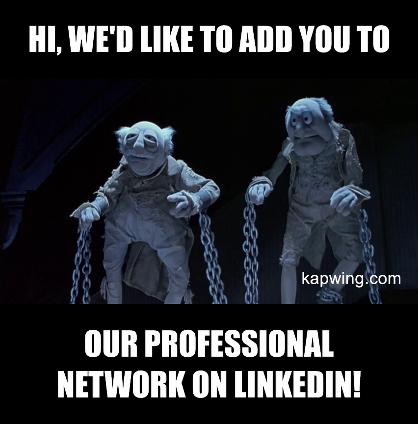 25 Days Of Linkedin Christmas Movie Memes Day 19 Jim Gray Medium
