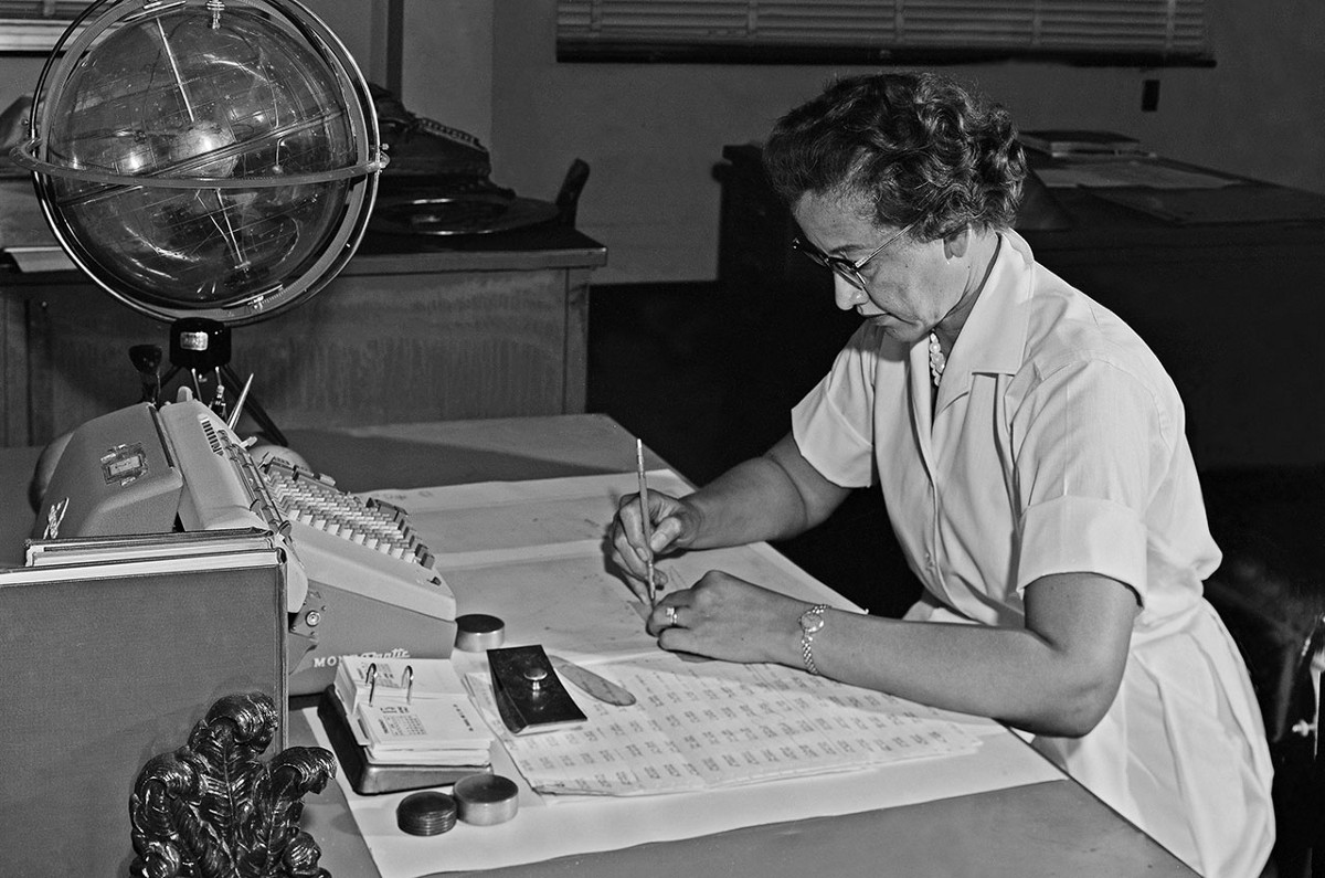 About Katherine Johnson At The Oscars 2017 And Why You