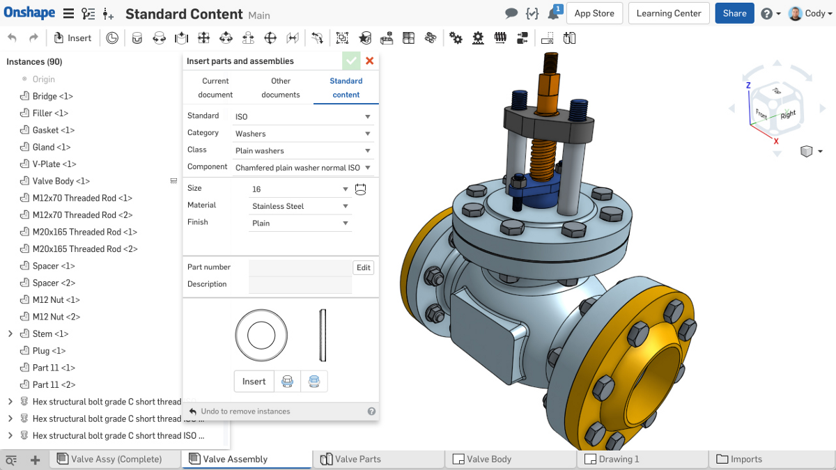 Does Onshape Cad Design Houses on