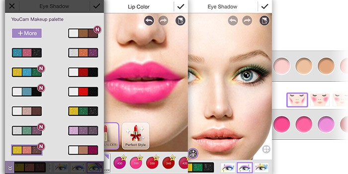 More About YouCam Makeup