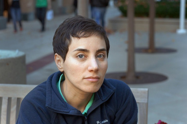 Image result for maryam mirzakhani