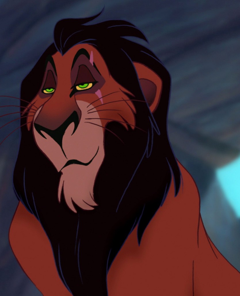 Scar From Disney S The Lion King Was Actually The Film S Hero