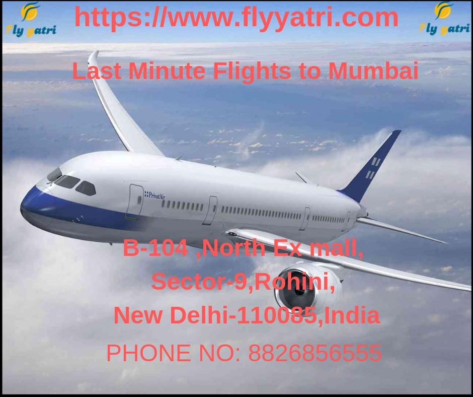 Cheap Last Minute Flights >> Get Last Minute Flights To Mumbai Fly Yatri Medium