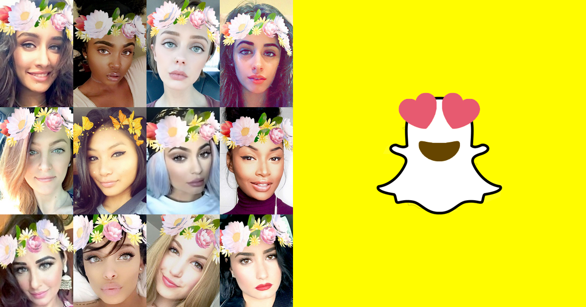 Why Snapchat Filters Make Them More Attractive -7237