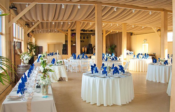 Monterey Beach House Located On The Sand Not Kidding This Venue Is Only Central Coast Offering Front Access For Corporate Events