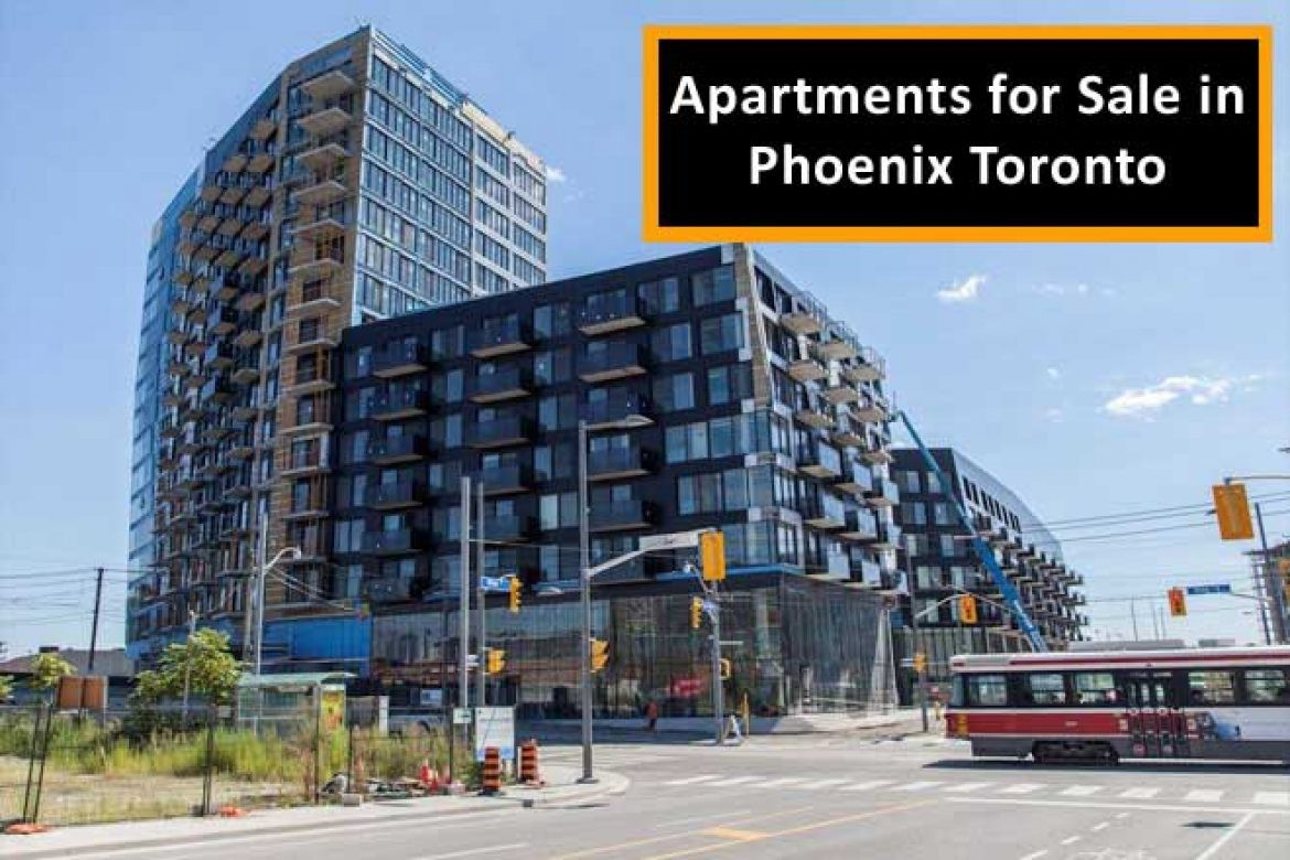 Apartments for sale phoenix Toronto – phoenix Condos – Medium