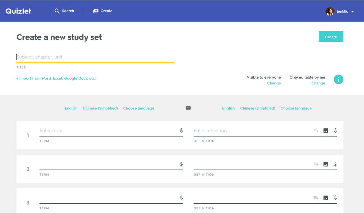 Launching A Successful Redesign For 20 Million Students Electrical Wiring Diagram Symbols Flashcards Quizlet In B Testing The New Set Creation Experience Right Against Old Left We Discovered That Was Confusing To Some Users