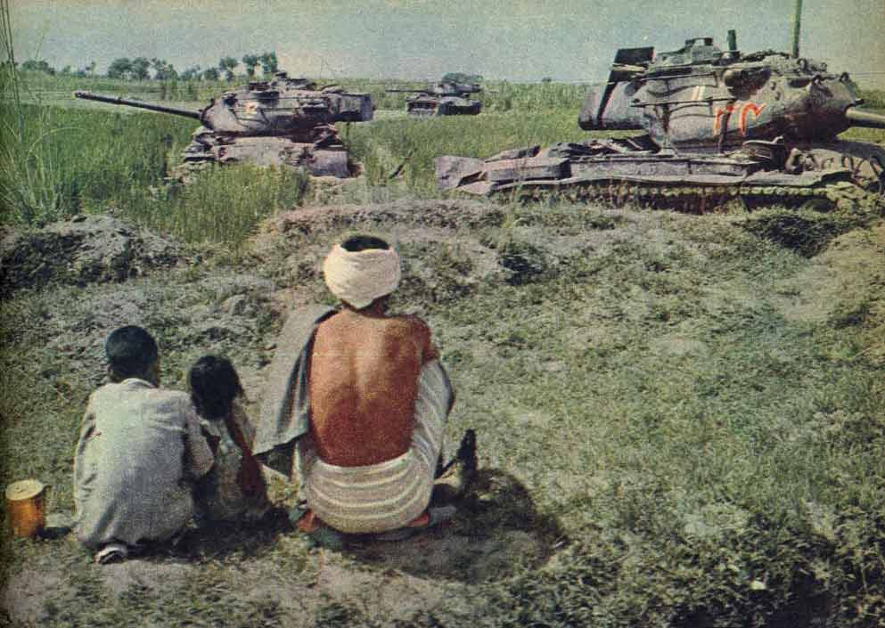 0fd3fe9a3b415a Battle of Asal Uttar (1965) — Part 1 (Background) – Indian Defence ...