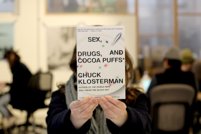 Sex drugs and cocoa puffs