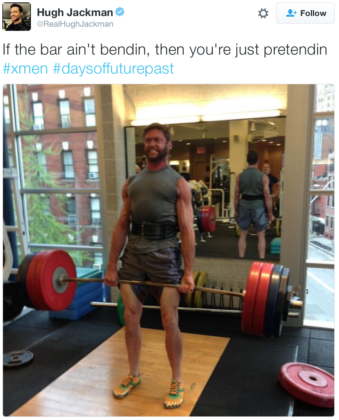 pictures The secret to a gigantic deadlift