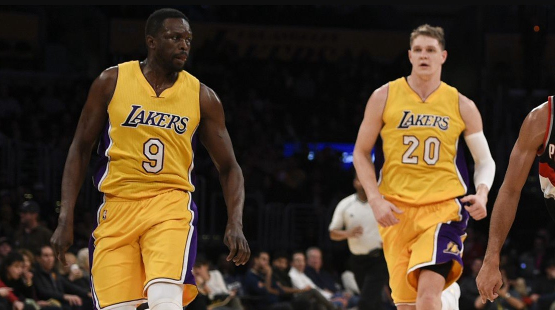 c0730dc094a The Lakers handed out a combined  136 million to these two scrubs in The  Summer of  16 (Clutch Points)