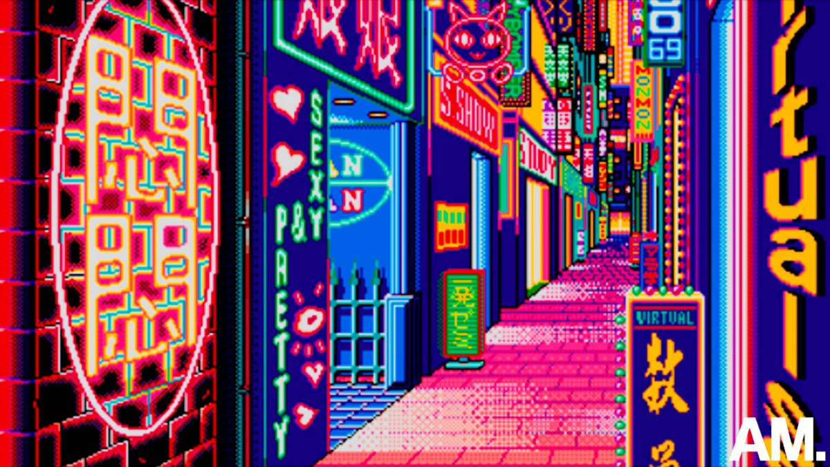 vaporwave backgroundjpeg by soopa46 - photo #7