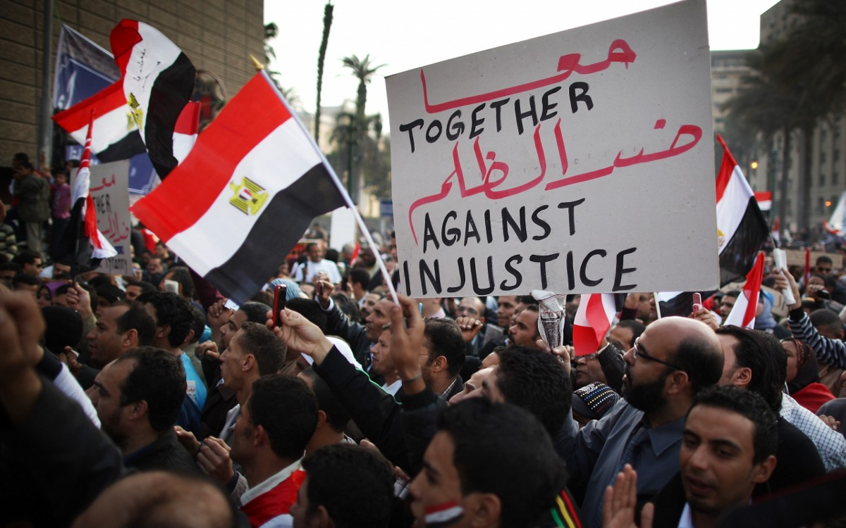 social media in the egyptian revolution