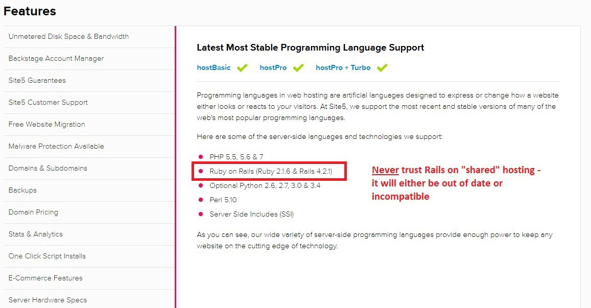 How To Deploy Ruby On Rails Apps To The Internet Productionstaging