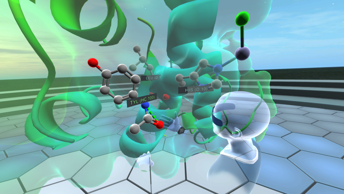 Why Structural Biologists Love 3D Molecular Visualization in Virtual Reality