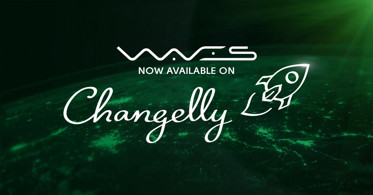 Changelly, the popular cryptocurrency instant-exchange service, has added  WAVES as a new coin option. Users can now buy and sell WAVES through the ...