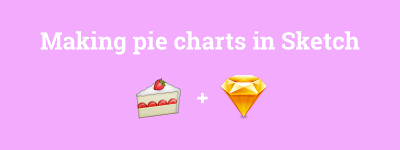 Making Pie Charts In Sketch Prototypr