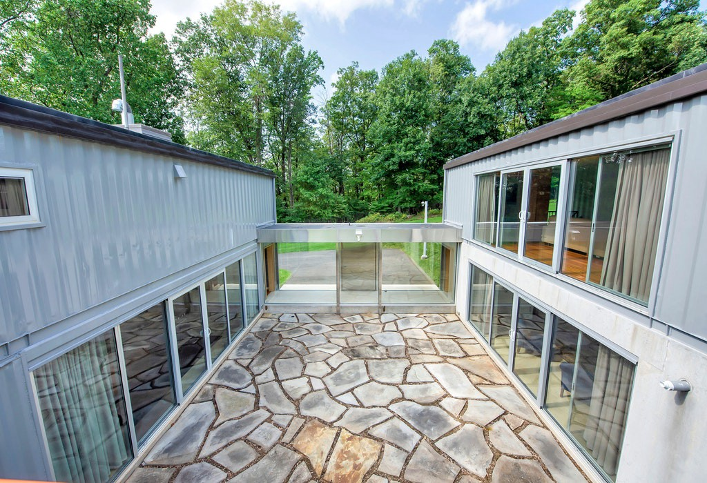 This Jaw Dropping Shipping Container Home By Renowned Architect Adam