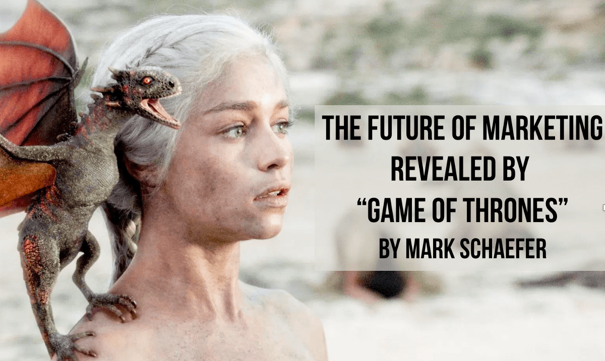 Why the future of content marketing is revealed in Game of Thrones