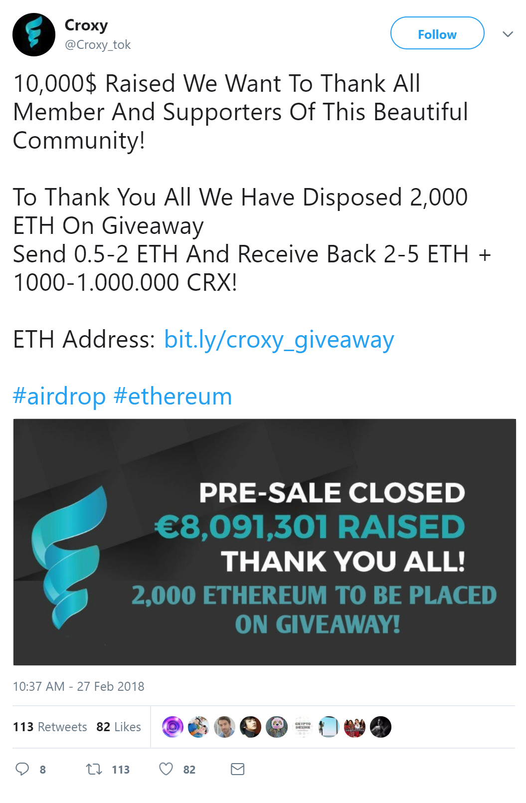 Bitcoin Your Surprise Is Waiting For You Scam Ethereum Hack